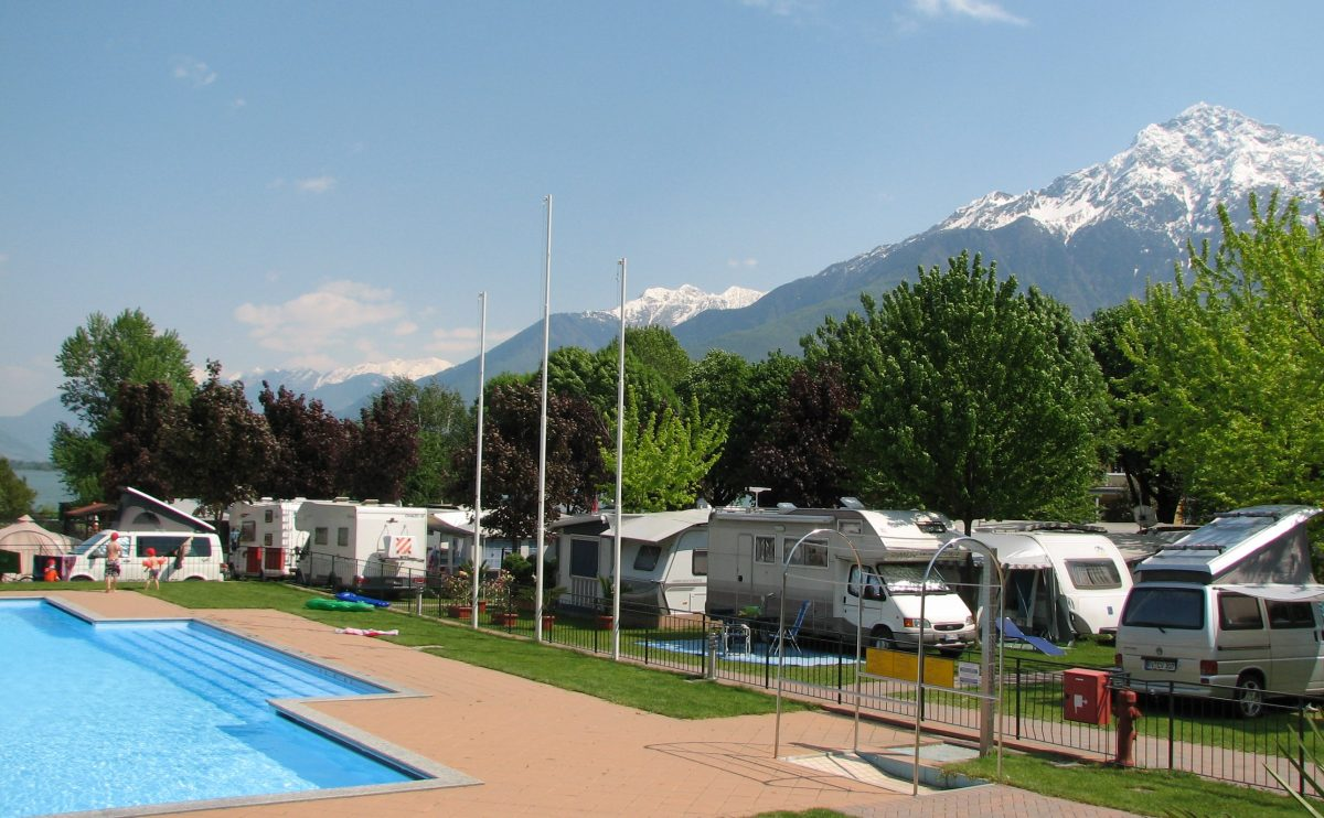 Camping Le Vele Domaso